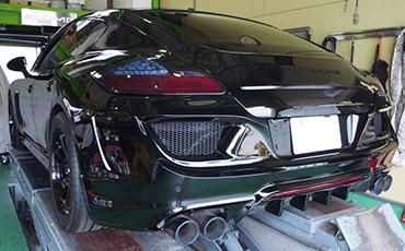 姫路市|外車の板金・塗装、自動車整備・車検|有限会社アサダ Custom